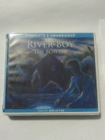 River Boy written by Tim Bowler performed by Emilia Fox on CD (Unabridged)