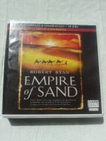 Empire of Sand written by Robert Ryan performed by Clive Mantle on CD (Unabridged)