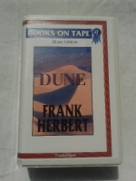 Dune written by Frank Herbert performed by Connor O'Brian on Cassette (Unabridged)