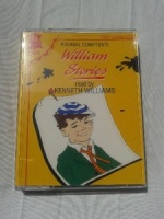 William Stories written by Richmal Crompton performed by Kenneth Williams on Cassette (Abridged)