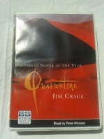 Quarantine written by Jim Crace performed by Peter Wickham on Cassette (Unabridged)