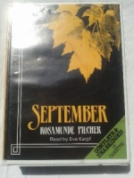September written by Rosamunde Pilcher performed by Eve Karpf on Cassette (Unabridged)