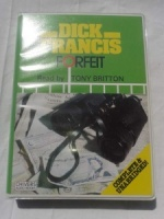 Forfeit written by Dick Francis performed by Tony Britton on Cassette (Unabridged)