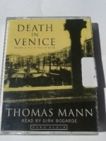 Death in Venice written by Thomas Mann performed by Dirk Bogarde on Cassette (Abridged)