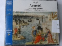 The Aeneid written by Virgil performed by Jill Balcon, Paul Scofield and Toby Stevens on CD (Abridged)