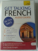 Get Talking French written by Jean-Claude Arragon performed by Jean-Claude Arragon on MP3 CD (Abridged)