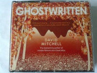 Ghostwritten written by David Mitchell performed by Various Famous Actors on CD (Abridged)