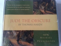 Jude the Obscure written by Thomas Hardy performed by Michael Pennington on CD (Abridged)