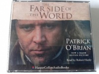 The Far Side of the World written by Patrick O'Brian performed by Robert Hardy on CD (Abridged)