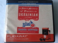 A Short History of Tractors in Ukrainian written by Marina Lewycka performed by Sian Thomas on MP3 Player (Unabridged)