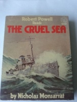 The Cruel Sea written by Nicholas Monsarrat performed by Robert Powell on Cassette (Abridged)