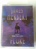 Fluke written by James Herbert performed by Paul McGann on Cassette (Abridged)