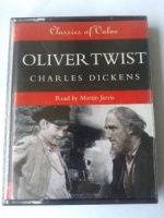 Oliver Twist written by Charles Dickens performed by Martin Jarvis on Cassette (Abridged)