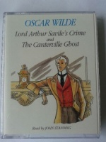 Lord Arthur Savile's Crime and The Canterville Ghost written by Oscar Wilde performed by John Standing on Cassette (Unabridged)