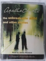 Partners in Crime Vol 3 - The Unbreakable Alibi written by Agatha Christie performed by James Warwick on Cassette (Abridged)