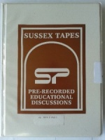 Sussex Tapes - The Poetry of Dylan Thomas written by John Wain performed by John Wain on Cassette (Abridged)