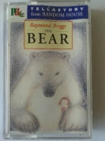 The Bear written by Raymond Briggs performed by Ian Holm on Cassette (Abridged)