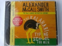 The Kalahari Typing School for Men written by Alexander McCall-Smith performed by Adjoa Andoh on MP3 CD (Abridged)