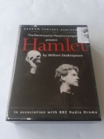 Hamlet written by William Shakespeare performed by Renaissance Theatre Company, Kenneth Branagh, Derek Jacobi and John Gielgud on Cassette (Unabridged)