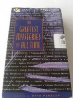 The Greatest Mysteries of All Time written by Various Famous Authors performed by Juliet Mills, Harlan Ellison, Ben Kingsley and Julian Sands on Cassette (Unabridged)