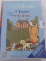 A Damsel in Distress written by P.G. Wodehouse performed by Jonathan Cecil on Cassette (Unabridged)
