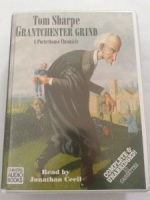 Grantchester Grind written by Tom Sharpe performed by Jonathan Cecil on Cassette (Unabridged)