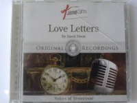 Love Letters written by Various Historical Figures performed by David Niven on CD (Abridged)