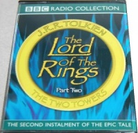 The Lord of the Rings Part 2 written by J.R.R. Tolkien performed by BBC Full Cast Dramatisation on Cassette (Abridged)