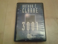 3001 The Final Odyssey written by Arthur C. Clarke performed by Garrick Hagon on Cassette (Unabridged)