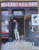 A Journey of Discovery in Ireland written by Pete McCarthy performed by Pete McCarthy on Cassette (Abridged)