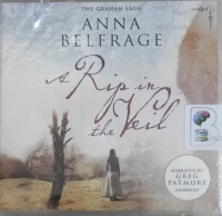 A Rip in the Veil written by Anna Belfrage performed by Greg Patmore on CD (Unabridged)