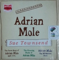 Adrian Mole Collection written by Sue Townsend performed by Nicholas Barnes on CD (Unabridged)