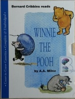All The Pooh Stories written by A.A. Milne performed by Bernard Cribbins on Cassette (Unabridged)