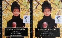 Anna Karenina written by Leo Tolstoy performed by David Horovitch on Cassette (Unabridged)