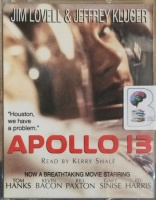 Apollo 13 written by Jim Lovell and Jeffrey Kluger performed by Kerry Shale on Cassette (Abridged)