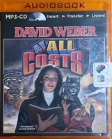 At All Costs written by David Weber performed by Allyson Johnson on MP3 CD (Unabridged)