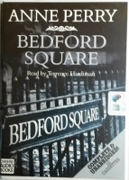 Bedford Square written by Anne Perry performed by Terrence Hardiman on Cassette (Unabridged)