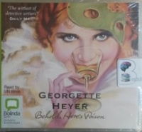 Behold, Here's Poison written by Georgette Heyer performed by Ulli Birve on CD (Unabridged)