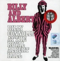 Billy Connolly at the Royal Albert Hall written by Billy Connolly performed by Billy Connolly on CD (Abridged)