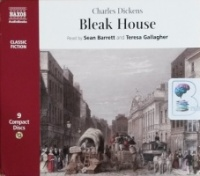 Bleak House written by Charles Dickens performed by Sean Barrett and Teresa Gallagher on CD (Abridged)
