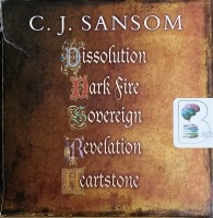 C.J.Samson CD Box Set written by C.J. Sansom performed by Anton Lesser on CD (Abridged)