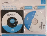 CD Disk and CD Drive Cleaning Set written by Lowmax performed by Lowmax on CD (Unabridged)