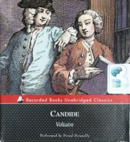 Candide written by Voltaire performed by Donal Donnelly on CD (Unabridged)