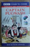 Captain Pugwash written by John Ryan performed by Peter Hawkins on Cassette (Unabridged)