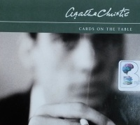 Cards on the Table written by Agatha Christie performed by Geraldine James on CD (Abridged)