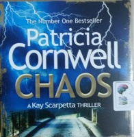 Chaos written by Patricia Cornwell performed by Susan Ericksen on CD (Unabridged)