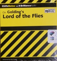 CliffNotes - On Golding's Lord of the Flies written by Maureen Kelly performed by Nick Podehl on MP3 CD (Unabridged)