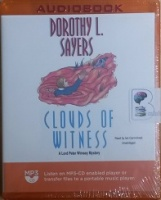 Clouds of Witness written by Dorothy L. Sayers performed by Ian Carmichael on MP3 CD (Unabridged)