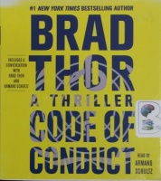 Code of Conduct written by Brad Thor performed by Armand Schultz on CD (Abridged)