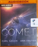 Comet written by Carl Sagan and Ann Druyan performed by Seth MacFarlane and Bahni Turpin on MP3 CD (Unabridged)
